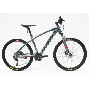 "26"" ALLOY FRAME  SUSPENSION FORK MOUNTAIN BIKE"