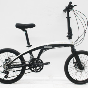 "20""ALLOY FOLDING BIKE FRAME ALLOY RIGID FORK FOLDING BIKE OC-17F20018A08"