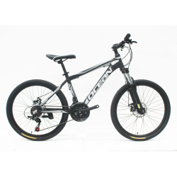 """24""""ALLOY FRAME STEEL SUSPENSION FORK WITH LM/O  MOUNTAIN BIKE"""