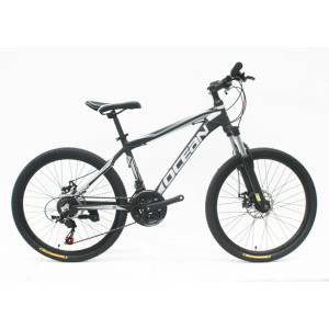 "24""ALLOY FRAME STEEL SUSPENSION FORK WITH LM/O  MOUNTAIN BIKE"