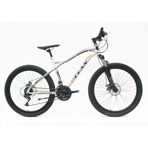 26 INCH STEEL FRAME STEEL SUSPENSION FORK MOUNTAIN BIKE MTB BICYCLE