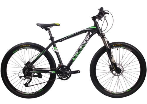 Lockable suspension fork Mountain bike 27.5 inch Alloy frame 27 speed Downhill MTB