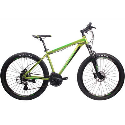 Lockable suspension fork Alloy Mountain bike 27.5 inch Alloy frame 24 speed Downhill MTB