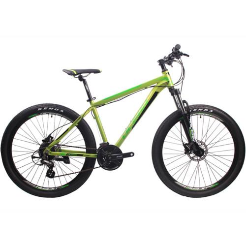 Lockable suspension fork Alloy Mountain bike 27.5 inch Alloy frame 24 speed Downhill MTB