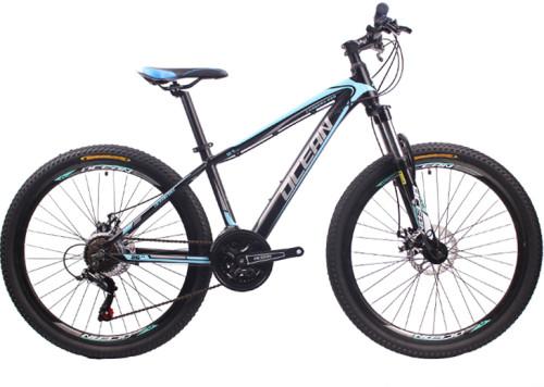 Lockable suspension fork Alloy Mountain bike 26 inch Alloy frame 24 speed MTB