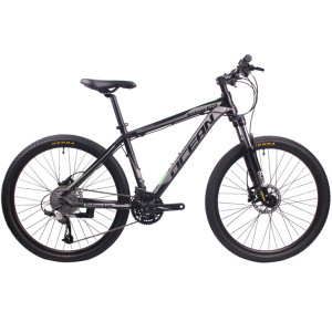 26 inch Alloy frame 24 speed Hydraulic disc brake Mountain bike