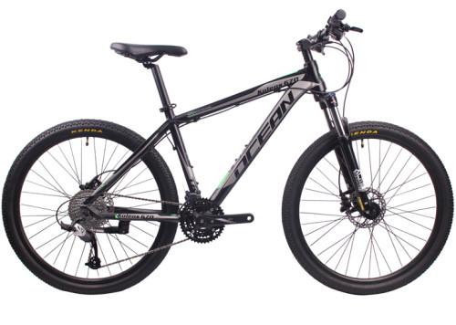 26 inch Alloy frame 24 speed Hydraulic disc brake Mountain bike OC-18M26030A06