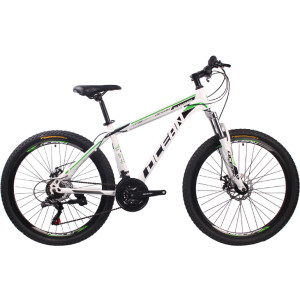 26 inch Steel frame and fork disc brake Mountain bike MTB Bicycle