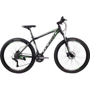 29 inch Alloy frame Half-alloy fork lockable suspension 24 speed Hydraulic Disc brake Mountain bike MTB