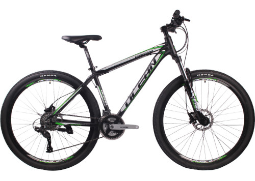 29 inch Alloy frame Half-alloy fork lockable suspension 24 speed Hydraulic Disc brake Mountain bike MTB