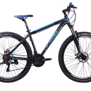29 inch Alloy frame Half-alloy fork lockable suspension SHIMANO 21 speed Disc brake Mountain bike MTB