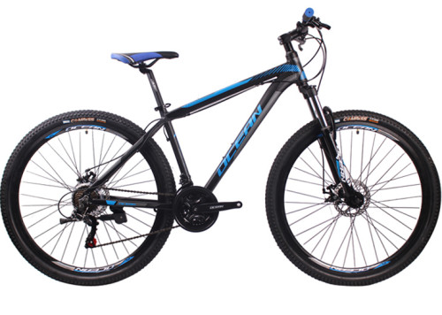 29 inch Alloy frame Half-alloy fork lockable suspension SHIMANO 21 speed Disc brake Mountain bike MTB
