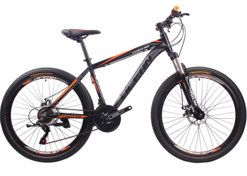 26 inch Alloy Frame and fork SHIMANO 21 speed Disc brake Mountain bike MTB bicycle OC-18M26021A11