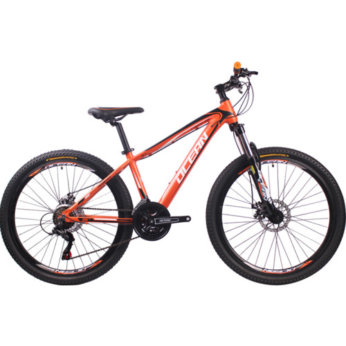 26 inch Alloy frame and fork SHIMANO 21 speed disc brake Mountain bike MTB bicycle OC-18M26021A14