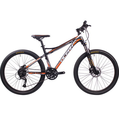 26 inch Alloy frame and fork SHIMANO M270 27 speed Hydraulic disc brake Mountain bike MTB bicycle