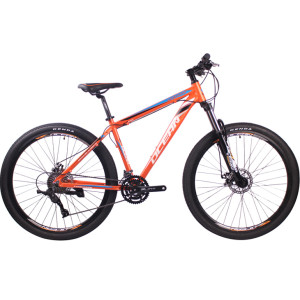 29 inch Alloy frame Half-alloy lockable fork 27 speed disc brake Mountain bike MTB bicycle