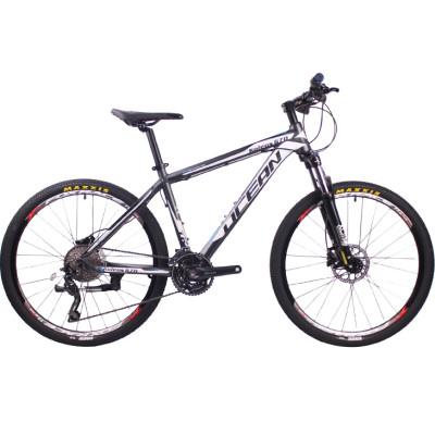 26 inch Alloy frame Alloy lockable fork SHIMANO M610 30 speed Hydraulic disc brake Mountain bike MTB bicycle