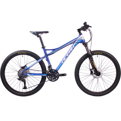 26 inch Alloy frame Alloy lockable fork 30 speed Hydraulic disc brake Mountain bike MTB bicycle OC-18M26030A18