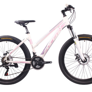 26 inch Alloy frame Half-Alloy lockable fork SHIMANO 21 speed disc brake Mountain bike MTB bicycle