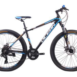 26 inch Aluminum alloy frame steel fork SHIMANO EF51 24 speed disc brake Mountain bike MTB bicycle