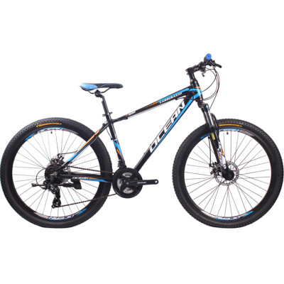 26 inch Aluminum alloy frame steel fork SHIMANO EF51 24 speed disc brake Mountain bike MTB bicycle