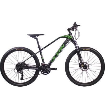 26 inch Aluminum alloy frame SHIMANO M370 27 speed Hydraulic disc brake Mountain bike MTB bicycle丨OC-18M26027A43