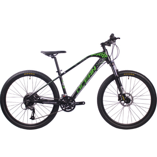 26 inch Aluminum alloy frame SHIMANO M370 27 speed Hydraulic disc brake Mountain bike MTB bicycle丨OC-18M26027A43