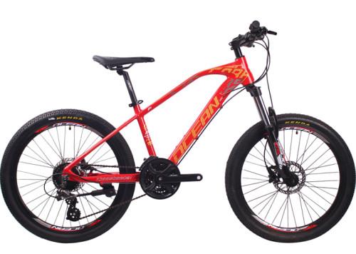 24 inch Alloy frame Half-alloy lockable suspension fork SHIMANO M310 24 speed MTB mountain bike