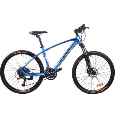 26 inch Aluminum alloy frame SHIMANO M370 27 speed Hydraulic disc brake Mountain bike MTB bicycle丨OC-18M26027A45
