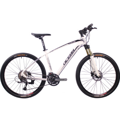 26 inch Aluminum alloy frame SHIMANO M370 27 speed Hydraulic disc brake Mountain bike MTB bicycle丨OC-18M26027A46