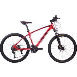 26 inch Aluminum alloy frame SHIMANO M610 27 speed Hydraulic disc brake Mountain bike MTB bicycle