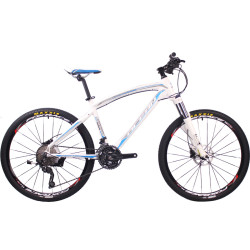26 inch Aluminum alloy frame SHIMANO M610 30 speed Hydraulic disc brake Mountain bike MTB bicycle