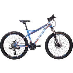 26 inch Alloy frame Alloy lockable fork 30 speed Hydraulic disc brake Mountain bike MTB bicycle