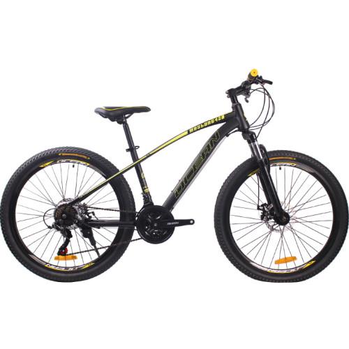 26 inch Hi-ten steel frame fork SHIMANO 21 speed disc brake Mountain bike MTB bicycle OC-18M26021A54
