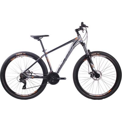 26 inch Aluminum alloy Half-alloy lockable fork SHIMANO 21 speed Hydraulic disc brake Mountain bike MTB bicycle