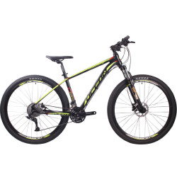 29 inch Aluminum alloy Half-alloy lockable fork 30 speed Hydraulic disc brake Mountain bike MTB bicycle