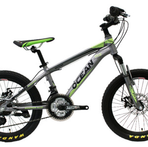 20 inch Alloy frame alloy Steel suspension fork 21 speed Double disc brake Kids bicycle OC-17M20021A01