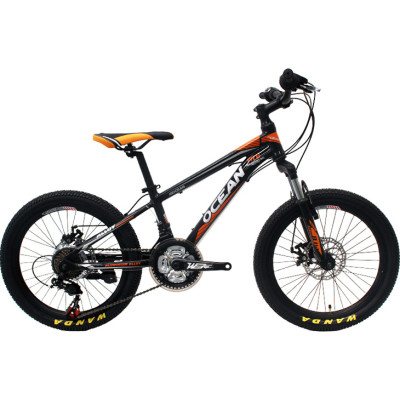 20 inch Alloy frame alloy Steel suspension fork 21 speed Double disc brake Kids bicycle OC-17M20007A04