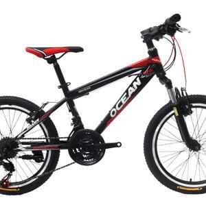 20 inch steel frame alloy Steel suspension fork 21 speed Double disc brake Kids bicycle