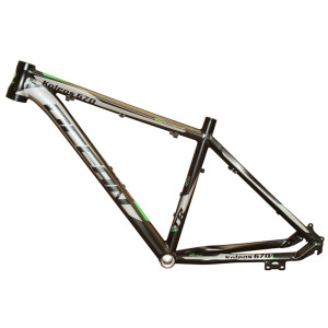 26 inch Aluminum alloy mountain bicycle frame OC-F01A