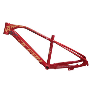 24 inch Aluminum alloy mountain bicycle frame