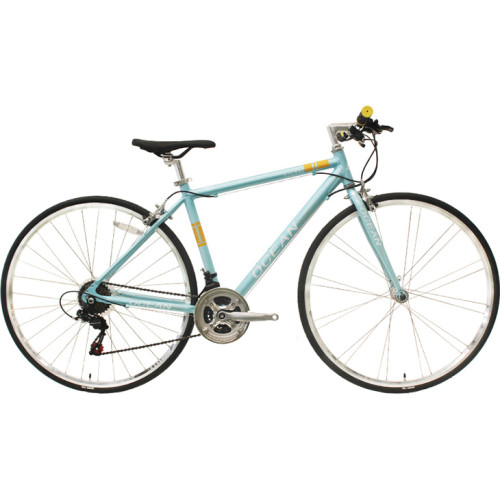 700C Alloy frame and steel fork SHIMANO EF500 21 speed road bicycle racing bike OC-17RS7021AD