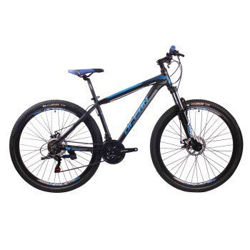 高品质29英寸21速山地自行车铝合金车架铝合金可锁死避震前叉碟刹山地车