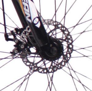 新款29英寸27速山地自行车铝合金车架铝合金可锁死避震前叉碟刹山地车