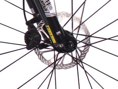 26英寸22速山地自行车铝合金车架铝合金避震前叉液压碟刹山地车