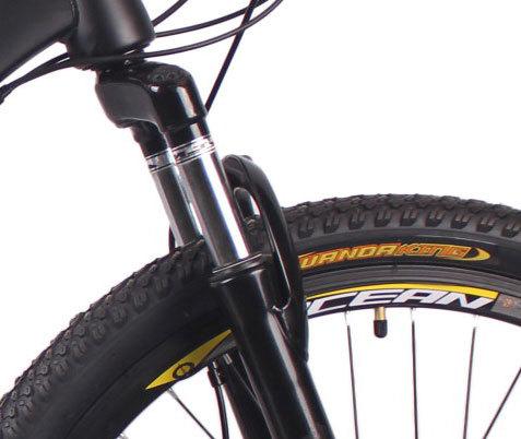 26英寸21速山地自行车钢质前叉钢质车架碟刹山地车