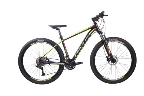 29英寸30速山地自行车铝合金车架铝合金可锁死避震前叉液压碟刹新款山地车自行车