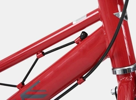 High Cost Performance Chinese Factory 14 inch Kid's Bike High Carbon Steel Frame Carbon Steel Fork V Brake Made in China