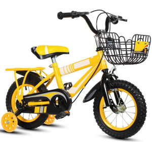 Good Price 12 inch Kid's Bike High Carbon Steel Frame Carbon Steel Fork V Brake Children Bicycle Bike