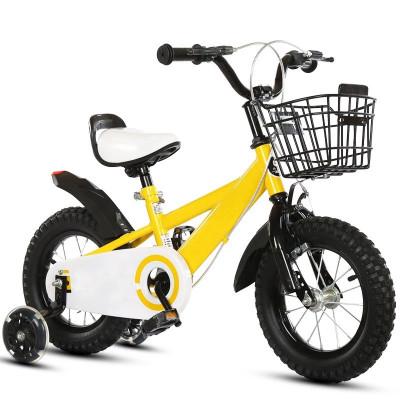 2018 Best Selling Product 12 inch Kid's Bike High Carbon Steel Frame Carbon Steel Fork V Brake Children Bicycle Bike For Sale